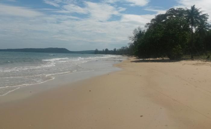 Island paradise on abudget