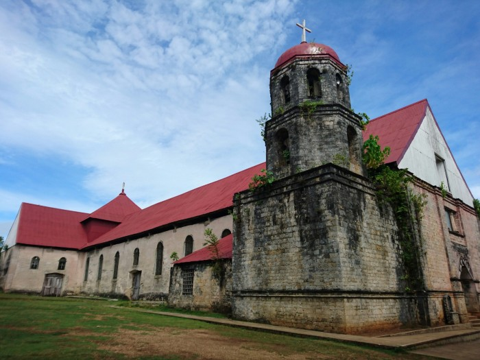 Old church in Lazi, Siquijor