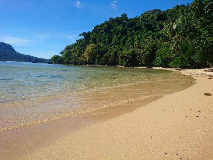 Calaan beach, El Nido, Palawan, Philippines