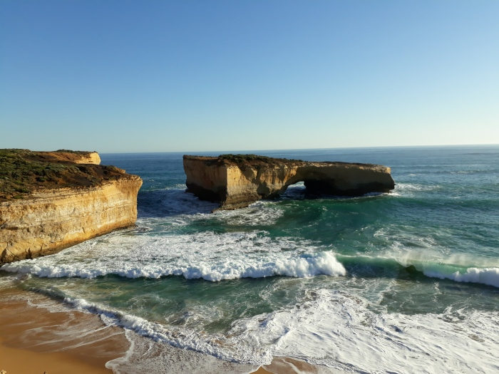 London Bridge, one of the famous 12 Apostles on the Great Ocean Road