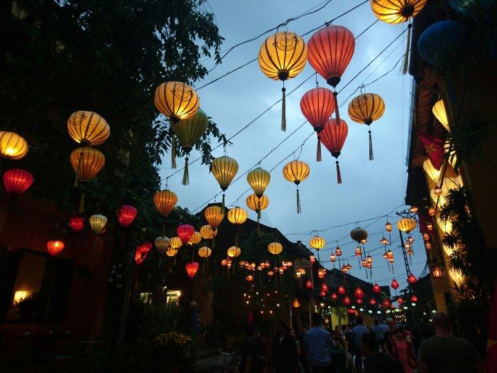 The Hoi An Lantern Festival, Vietnam