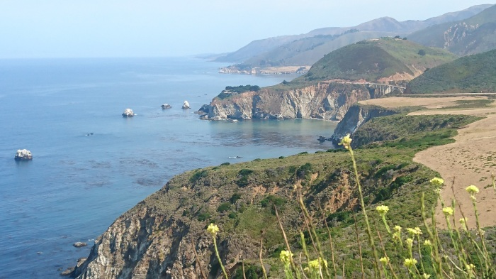 The Pacific Coast Highway, California